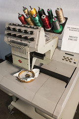 IMG_4180 (Embroidery Warehouse) Tags: emc melco 10t tewh theembroiderywarehouse theembroiderywarehouseinc melcoemc10t