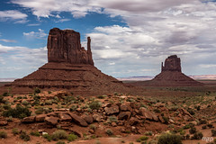 Monument Valley (mzagerp) Tags: park santa venice lake west beach america de death mono bend united canyon 66 route monica national valley yosemite bryce zion bodie horseshoe states far unis chelly etats