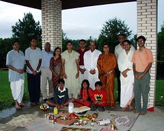 Bhumi Puja at the Hindu Temple and Cultural Center of South Carolina (Columbia, SC)