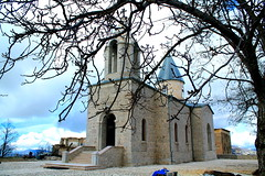Shushi (Nagorno-Karabakh) - Church (alex_goldstein_it) Tags: trip travel church nagornokarabakh armenia trips backpacker shushi artsakh hayastan alexgoldstein