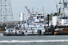 CAPT DANIEL CLEMENT (Matt D. Allen) Tags: tugboat houstonshipchannel shipspotting tugs maritime kirby marine