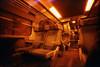 Eurostar (somekeepsakes) Tags: 2013 lcwide lomographyredscalexr london analog analogue england europa europe eurostar film lomo red redscale rot uk