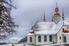 Hermit church near Schwarzenberg (jgokoepke) Tags: church lucerne schwarzenberg switzerland hermit