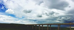 Bridge of Skeleton (Gustavo Ferreiraa) Tags: sky aoarlivre brazil iphone brigde storm