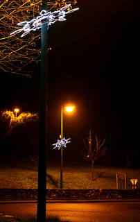 Arras-sur-Rhône, illuminations 2015