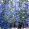 IMG_6229 Claude Monet. 1840-1926. Paris.   Nympheas bleus. Blue Nympheas.1919.  Paris Orsay. (jean louis mazieres) Tags: peintres peintures painting musée museum museo france parisorsay claudemonet