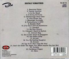 Glenn Miller - reverse side - C.D., (Tolstoy2007) Tags: glennmiller cd