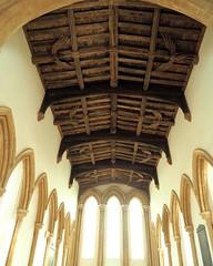 Chancel (badger_beard) Tags: st saint peter paul alconbury cambridgeshire cambs church anglican huntingdonshire angels chancel angeli ange ängel interior england