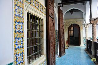 Dar Mustapha Pacha, palais de l'époque ottomane
