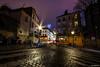 Montmartre (dblechris) Tags: nuitparisby nightlove paris60dcanon paris rue pavés montmartre sacré coeur nuit limiére by night lumiére vieille ville paname france