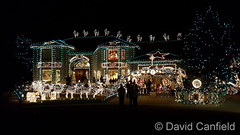 December 28, 2016 - Broomfield's famous Christmas House. (David Canfield)