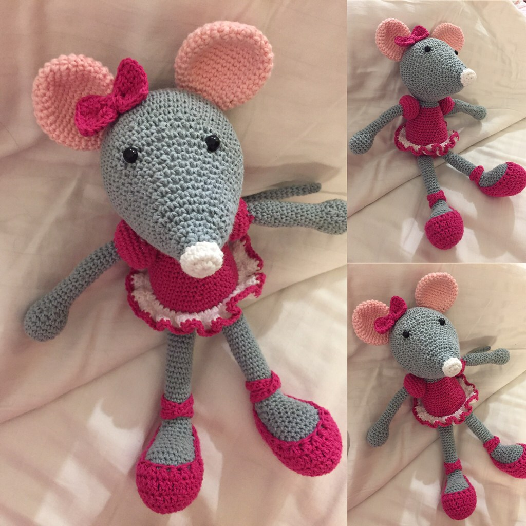 The World\'s Best Photos of amigurumi and mouse - Flickr Hive Mind