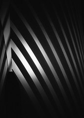 Love & Stripes (3/3) (Thomas Listl) Tags: thomaslistl blackandwhite noiretblanc biancoenegro stripes graphic abstract light dark