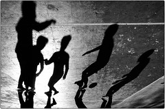 More Than a Game (Steve Lundqvist) Tags: basketball boys game sports play persone sport squadra team shadows basket pallacanestro shadow blackandwhite bw fujifilm x100s explore court light pov angle