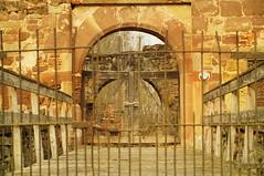 Moated Castle Menzingen - Gates / Wasserschloss Menzingen - Tore