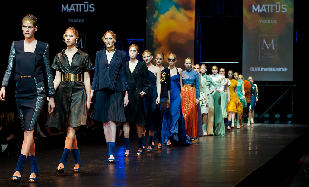 Amsterdam Fashion Week 2012