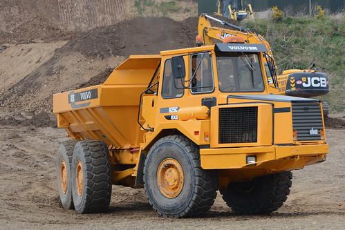 Volvo BM A25 C 6x6 Articulated Dump Truck