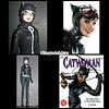 Ooak Catwoman doll (DisneyBarbieCollector) Tags: catwoman selina kyle adam hughes audrey hepburn ooak dolls toys dc comics
