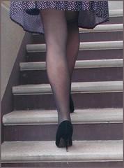 2017 - 01 - 01 - Karoll  - 022 (Karoll le bihan) Tags: escarpins shoes stilettos heels chaussures pumps schuhe stöckelschuh