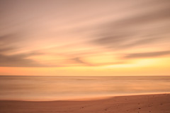 Absrtact Dawn (Bill McBride Photography) Tags: dawn longexposure clouds movement water ocean beach sand sun sunrise satellitebeach fl florida abstract morning winter january 2017 canon eos 70d efs18135stm