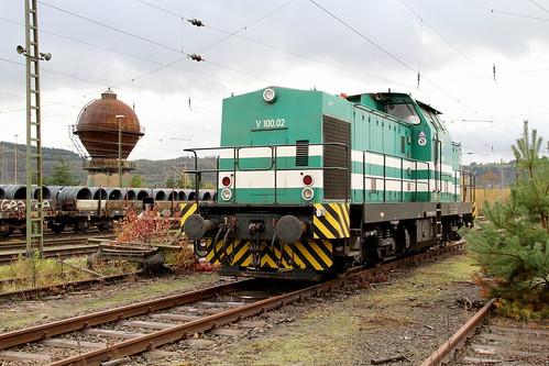 HGB V100-02 293 006-3 Trier-Ehrang Rbf