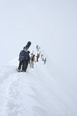 IMG_2827 (goodjon) Tags: snow france alps snowboarding ridge nd chamonix mcnab avalanche