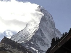 Matterhorn Zermatt Switzerland (orclimber) Tags: mountain alps switzerland zermatt matterhorn valais mountainsalps 1000placestoseebeforeyoudie 1000places elevation40004500m altitude4478m summitmatterhorn 5photosaday 40004500m 4478m 1kptsbydp352 1kptsbydp