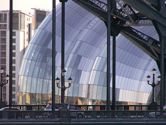 Shining Shell (Graniers) Tags: winter urban tag3 taggedout newcastle landscape tag2 tag1 tate myfav 321 sage gateshead tynebridge lookatme iwant5 urbanlandscape myfaves thesage scoreme interestingness20 i500
