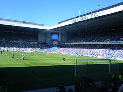 Ibrox Stadium, Glasgow. 20 08 05 (tcbuzz) Tags: scotland football stadium glasgow rangers ibrox