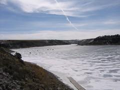 IMG_2209 (rodionpunk) Tags: dam idaho icefishing