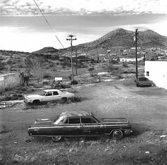 Searchlight, Nevada (Dave Glass . foto) Tags: desert nevada cadillac searchlight harryreid 1964cadillac harryreidhometown