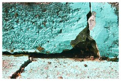 broken turquoise (jc_iverson (Imagery by Jordan)) Tags: urban broken decay turquoise curb