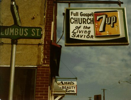 Church advertising