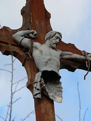 Crucifix in Verdelais