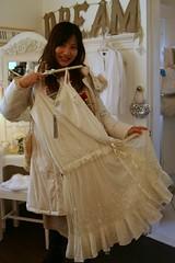 White dress (neilbruder) Tags: portrait white momo dress dream fortlangely
