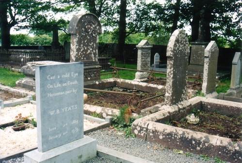 WB Yeats gravesite