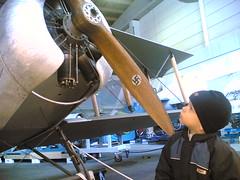 ilmailumuseossa