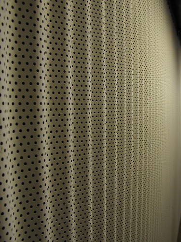 perforation undulation