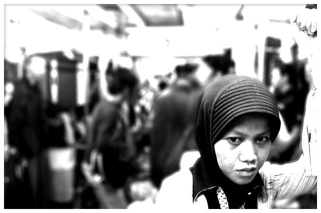 Inside Jakarta's KRL