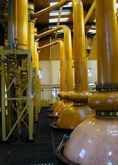 the making of whisky (sannelodahl) Tags: scotland whisky