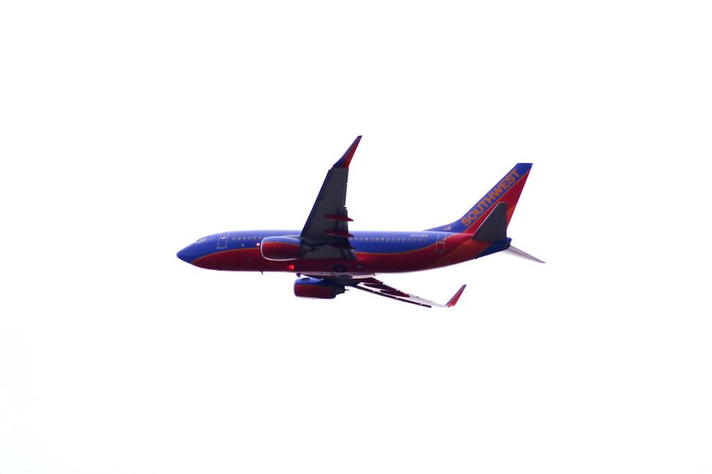 Boeing 737-7H4 (N202WN)