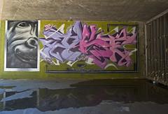 ENRON | JAST (brookenovak) Tags: graffiti atlantagraffiti enron jast 1000needles
