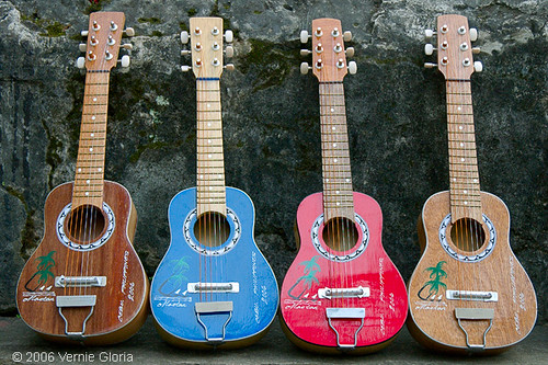 Mini-Guitar