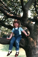 Me in a Tree (Lila Rache) Tags: park people rachael tree me girl myself bristol person climb child sit trunk humans nottakenbyme cabottower brandonhill