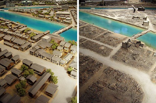 Hiroshima (before and after)