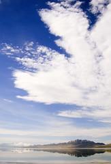 Great Salt Lake (bentilden) Tags: usa color wow utah pentax antelopeisland greatsaltlake istdl