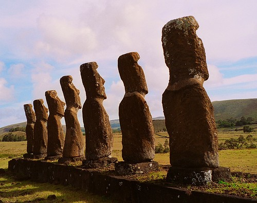 Easter Island: The enchanted island of many faces