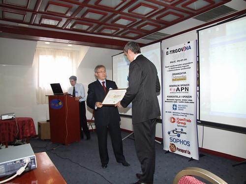 E-trgovina AWARD 2006