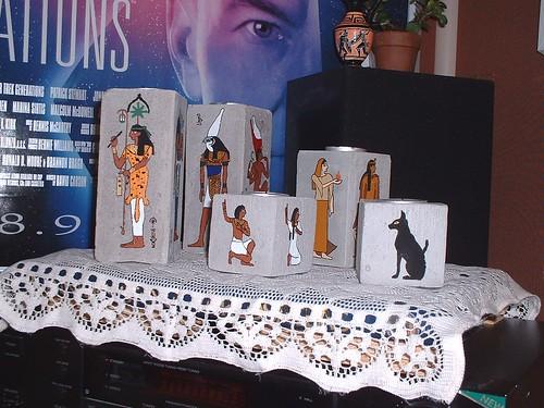 Kemetic Altar