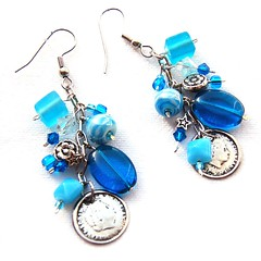 BR00123 (Bead by Bead Design) Tags: beads handmade jewelry bijoux bijuteria bijou bead earrings missangas biju brincos glassbeads